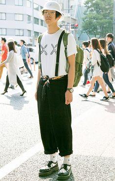 定点観測・第425回 ストリートファッション マーケティング ウェブマガジン ACROSS(アクロス)