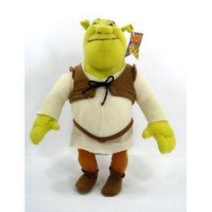 "Shrek 12.5"" Plush (Toy)  http://lupinibeans.com/amazonimage.php?p=B003MC9XWO  B003MC9XWO"