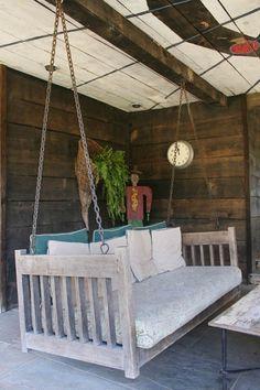 I wanna swing in my house!