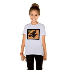 Wicked Witch in Training Fashion by Janz T-shirt