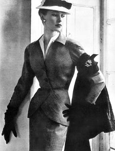Christian Dior suit, 1951