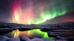 5 destinos para ver la aurora boreal