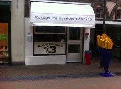 Vlaams Friteshuis Loket 13 in Apeldoorn