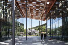 Besançon Art Center and Cité de la Musique©Stefan Girard