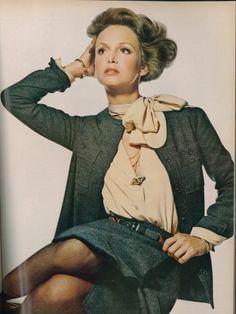Karen Graham for Vogue