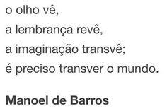 #ManoelDeBarros