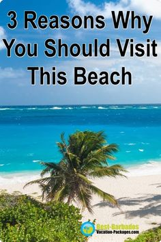 Here are three reasons why you should visit the idyllic Bottom Bay beach in Barbados. Barbados Resorts, Punta Cana Vacations, Dream Vacation Spots, Dream Vacations, Us Beaches, Sandy Beaches, Greece Vacation, Places Of Interest, Beach Walk