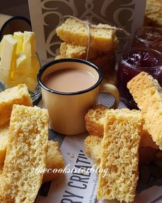 Rusk Rusk Recipe, Food Categories, Pastry Recipes, Amazing Cakes, Tea Time, Peanut Butter, Biscuits, Appetizers, Food And Drink