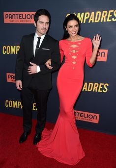 mauricio ochmann aislinn derbez - Google Search Formal Wear, Formal Dresses, Famous Stars, Google, Style, Fashion, Mauritius, Dresses For Formal, Swag
