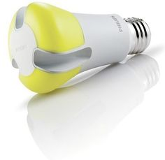 Philips' L Prize-winning light bulb goes on sale Sunday. Power consumption is 10W for a 60W equivalent output.