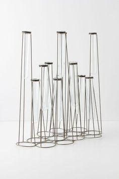 Test Tube Vase - anthropologie.com