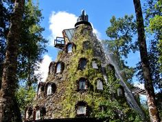 Hotel La Montana Magica | Montana Magica Lodge in Huilo-Huilo, Chile | Yabbedoo Travel & Tech