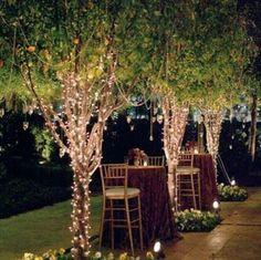 Eclairage poétique pour votre mariage - Blog French Antique Wedding - Blog mariage