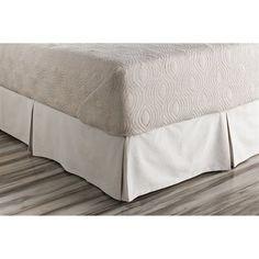 Surya AUD4000 Audrey Bed Skirt