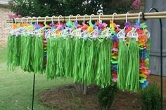 Similar Ideas. Luau Party ... & Luau party gift- pineapple cups filled with candy leis and shades ...