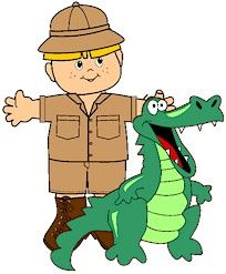 Outback Paper Doll Friends. Dress up your paper doll Friends for a day of crocodile hunting if you chose Australia for your Girl Scout World Thinking Day or International event. Free printables available at MakingFriends.com
