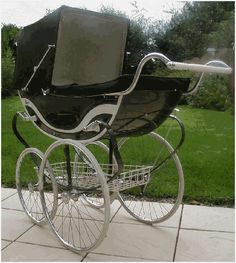 Prams Perfect Prams was devised to identify and list vintage prams used over the past 120 years. Please go to the Albums page to discover the make and possibly the model of your coachbuilt pram. Pram Stroller, Baby Strollers, Silver Cross Prams, Vintage Pram, Happy Pregnancy, Prams And Pushchairs, Baby Buggy, Dolls Prams, Baby Prams