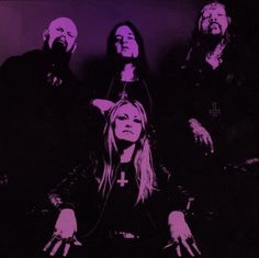 Electric Wizard. Ear splitting, mind melting and catchy as the plague! Must see em live if your a fan!