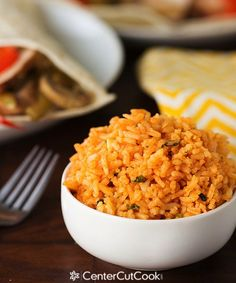 No need for store bought Mexican Rice when you can make your own at home!