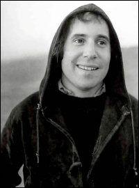 The rarer photo of him actually smiling. Simon Garfunkel, Paul Simon, Rare Photos, Album Covers, Blues, Celebs, Actors, Acoustic, Singers