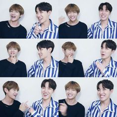 V and J-Hope! VHOPE~ ❤ [BTS WEIBO] Can't Let Go Of Chinese Conversation! Episode: 7~ #BTS #방탄소년단