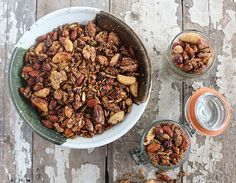 Spicy Sweet Nut & Seed Mix is a great combination of salty, sweet, and spicy. The nuts and seeds in this mix are not only nutritious but delicious!