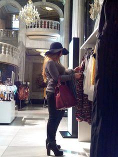 H&M Madrid, shopping, shopping!