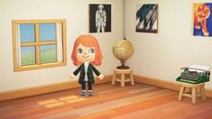 Objects from the Science Museum Group Collection in Animal Crossing: New Horizons (Nintendo)