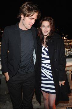 Robert Pattinson, Kristen Stewart's First Interview Together Since Cheating Scandal (VIDEO)