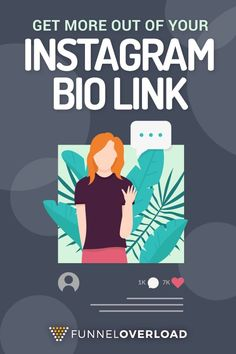 These tools make it easy to optimize your Instagram bio link via @funneloverload #InstagramTools #Instagram #SocialMediaMarketing Social Media Marketing Courses, Facebook Marketing, Social Media Tips, Digital Marketing, Marketing Plan, Instagram Bio, Instagram Travel, Instagram Ideas, Instagram Marketing Tips