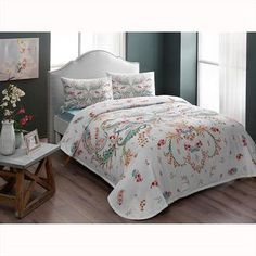 Lovely Home Bedroom – imagineshops Comforter Cover, Duvet, Home Bedroom, Bedroom Decor, Turquoise Pattern, Bed Sheets, Comforters, Pillow Cases, Blanket
