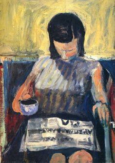 pintura e Richard Diebenkorn