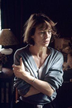 Jane Birkin in Paris 2005 by Derek Hudson.
