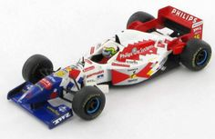 Arrows-Hart-FA17-Ricardo-Rosset-GP-Brazil-1996-1-43 Arrows, F1, Diecast, Brazil, Ebay, Arrow