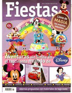 Revistas de manualidades Gratis: Revista Fiesta Infantil
