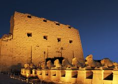 Karnak: el gran santuario de Amón · nationalgeographic.local · Grandes reportajes