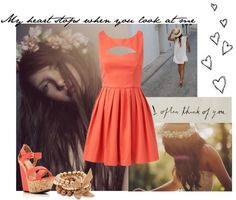 """""""Thinking of You xxxxxx"""" by lover2lover ❤ liked on Polyvore"""