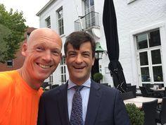Fabian van der Horst (@FabianvdHorst) | Twitter 4 septmebr 2016 Burgemeester van de Stdat startschot Halve Marathon Oostland