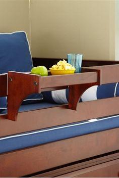 7 Best Top Bunk Shelf/Storage Ideas images | Child room, Bunk beds