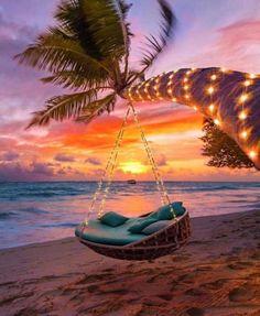 Beautiful Sunset, Beautiful Beaches, Vacation Trips, Dream Vacations, Vacation Travel, Beach Travel, Family Travel, Image Zen, New Retro Wave