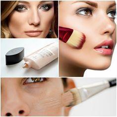 gesicht schminken schminktipps richtig schminken