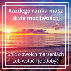 Marzenia Motto, Inspire Me, Good Morning, Positive Quotes, Texts, Pin Up, Positivity, Thoughts, Humor