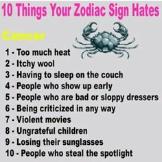 Hookup Zodiac Cause That Cancer Cancers