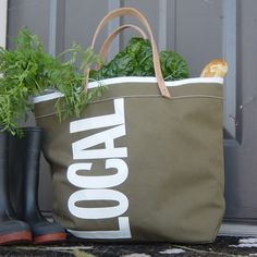 Stock up on fresh foods at your local farmers market with these 12 adorable yet practical totes.
