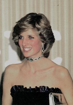 """""""The Princess of Wales attends the premiere of """"E.T."""" at The Empire Theatre in Leicester Square on December 9, 1982."""""""