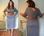 stunning, comfortable batwing dress.  this could be yours. :)