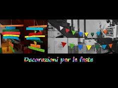 DoItNow - Decorazioni per le feste - YouTube