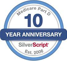 10 Year Anniversary Award Logo