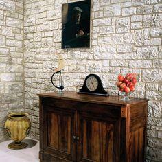 Roc Stone, Interior, Single Vanity, Vanity, Bathroom Vanity