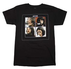 Beatles Let it Be T-Shirt (Video Embedded) – newrockciti